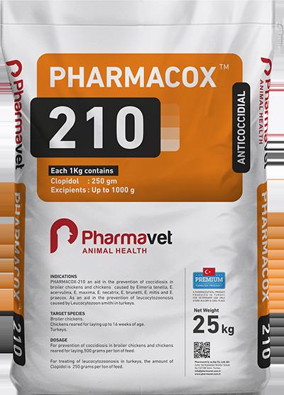 PHARMACOX 210