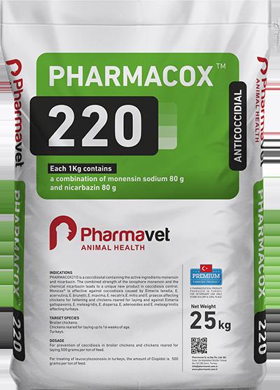 PHARMACOX 220